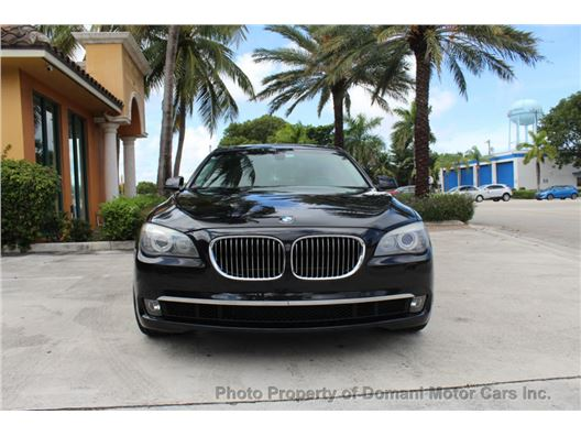 2009 BMW 7 Series for sale in Deerfield Beach, Florida 33441