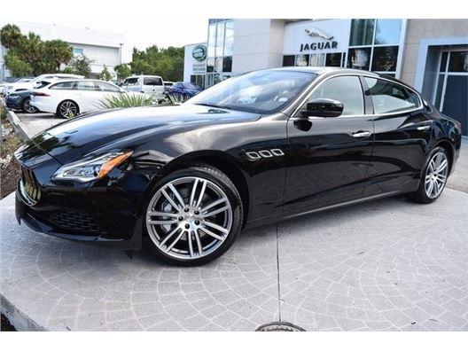 2018 Maserati Quattroporte for sale in Naples, Florida 34102