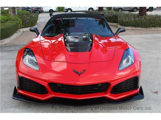 2019 Chevrolet Corvette for sale in Deerfield Beach, Florida 33441