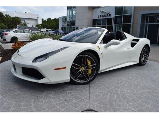 2018 Ferrari 488 Spider for sale in Naples, Florida 34102