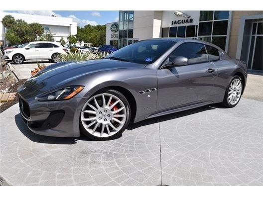 2016 Maserati GranTurismo for sale in Naples, Florida 34102