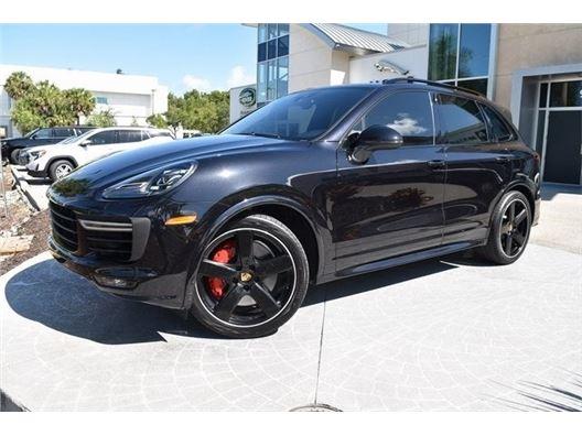 2018 Porsche Cayenne for sale in Naples, Florida 34102
