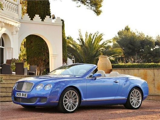 2010 Bentley Continental GTC for sale in Naples, Florida 34102