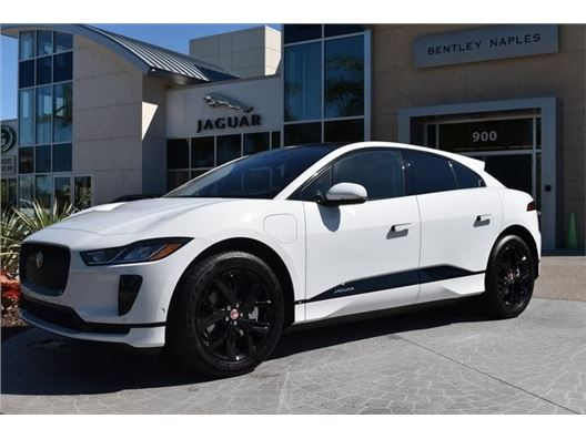 2019 Jaguar I-PACE for sale in Naples, Florida 34102