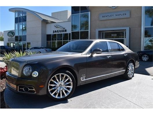 2019 Bentley Mulsanne for sale in Naples, Florida 34102