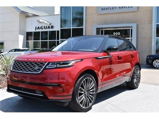 2019 Land Rover Range Rover Velar for sale on GoCars.org