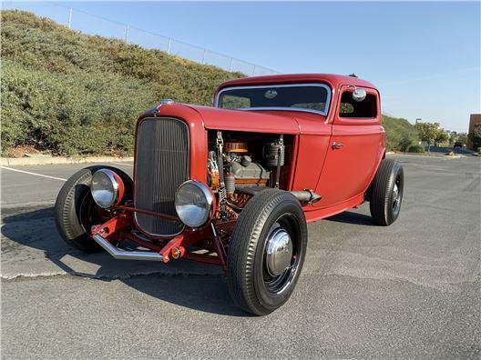 1932 Ford 3 Window for sale in Benicia, California 94510