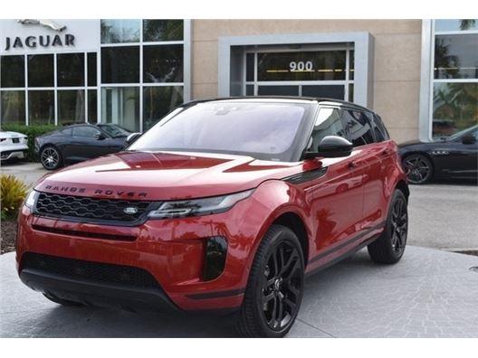 2020 Land Rover Range Rover Evoque for sale in Naples, Florida 34102
