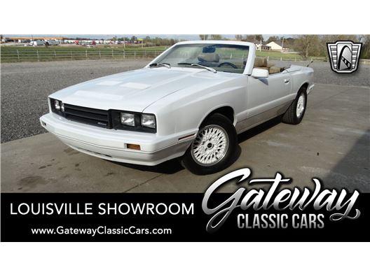 1986 Mercury Capri for sale in Memphis, Indiana 47143