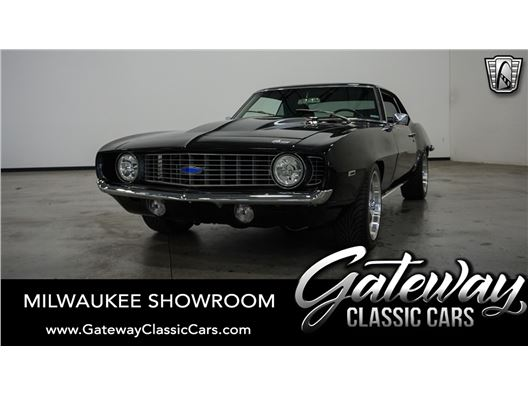 1969 Chevrolet Camaro for sale in Kenosha, Wisconsin 53144