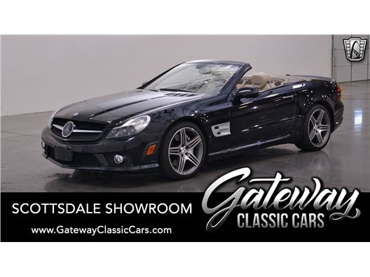2009 Mercedes-Benz SL63 for sale in Phoenix, Arizona 85027