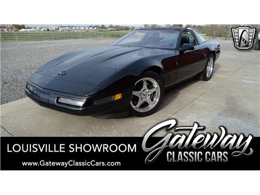 1991 Chevrolet Corvette for sale in Memphis, Indiana 47143