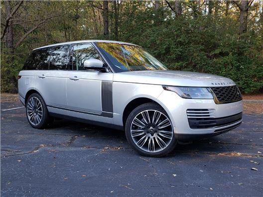 2019 Land Rover Range Rover for sale in Alpharetta, Georgia 30009