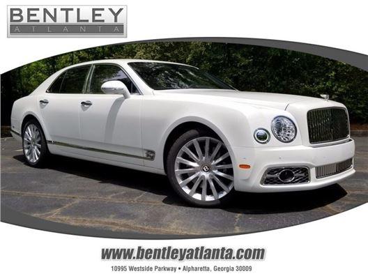 2019 Bentley Mulsanne for sale in Alpharetta, Georgia 30009