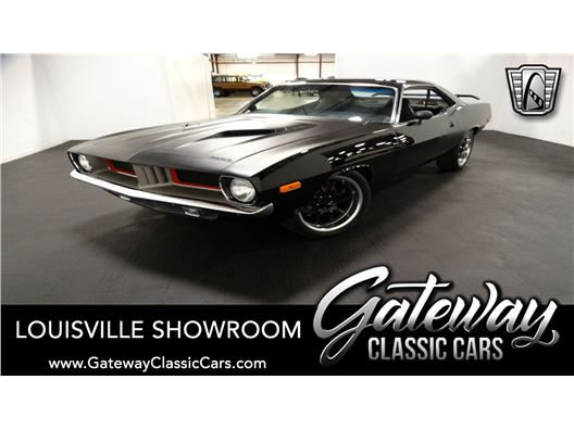 1973 Plymouth Cuda for sale in Memphis, Indiana 47143