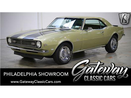 1968 Chevrolet Camaro for sale in West Deptford, New Jersey 8066