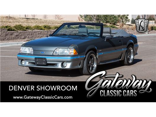 1989 Ford Mustang for sale in Englewood, Colorado 80112