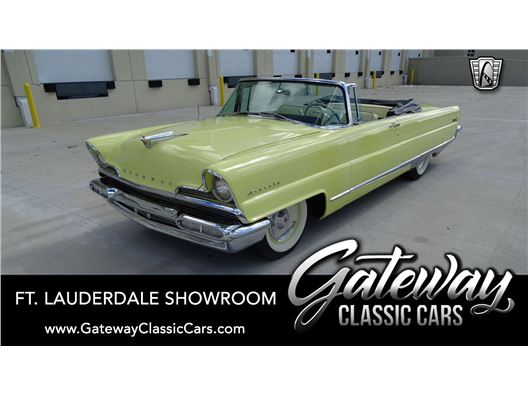 1956 Lincoln Premiere for sale in Coral Springs, Florida 33065