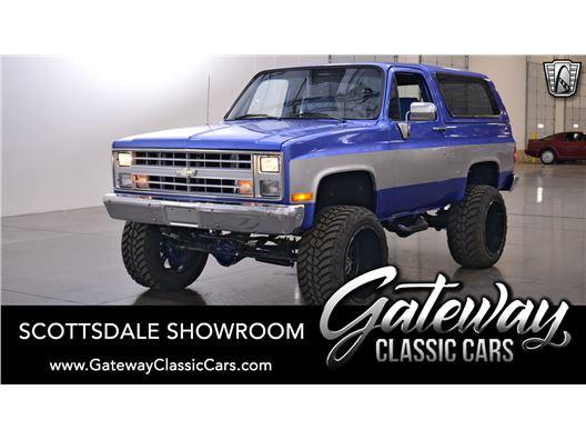 1985 Chevrolet Blazer for sale in Phoenix, Arizona 85027