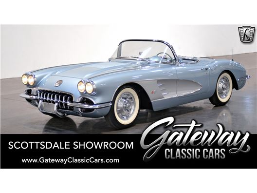 1958 Chevrolet Corvette for sale in Phoenix, Arizona 85027