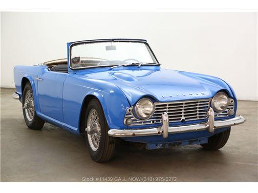 1962 Triumph TR4 for sale in Los Angeles, California 90063
