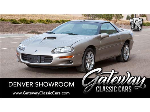 2001 Chevrolet Camaro for sale in Englewood, Colorado 80112