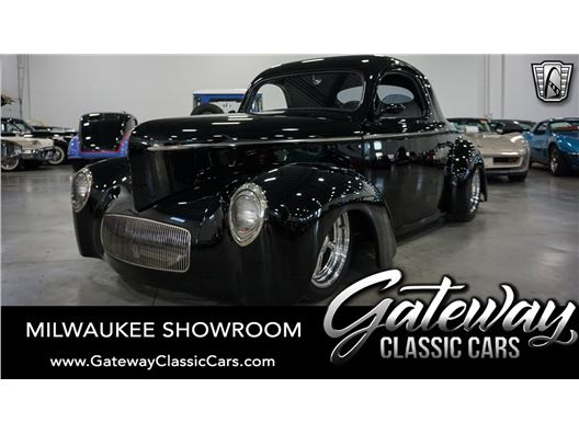1941 Willys Coupe for sale in Kenosha, Wisconsin 53144