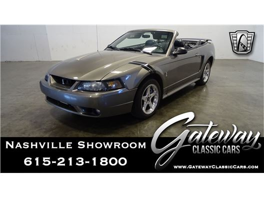 2001 Ford Mustang for sale in La Vergne