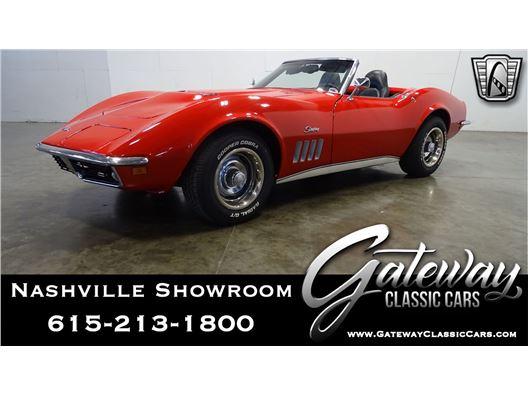 1968 Chevrolet Corvette for sale in La Vergne