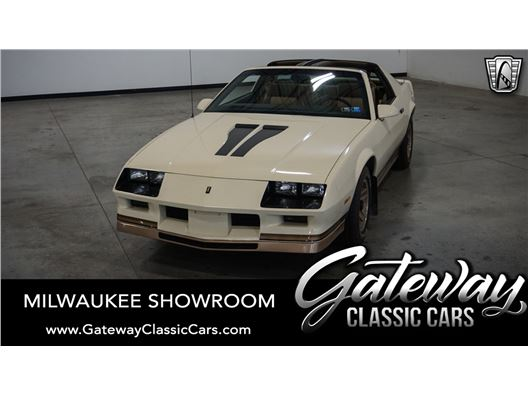 1984 Chevrolet Camaro for sale in Kenosha, Wisconsin 53144