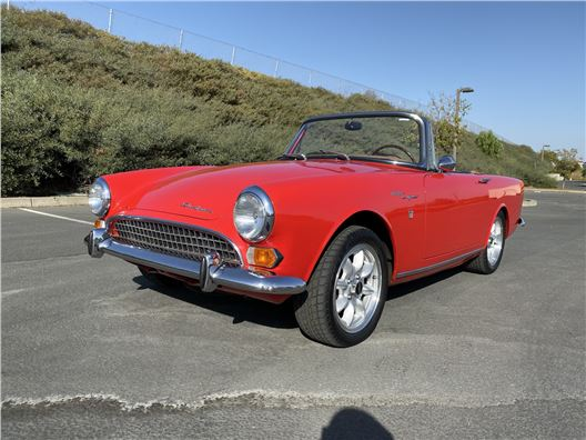 1967 Sunbeam Tiger for sale in Benicia, California 94510