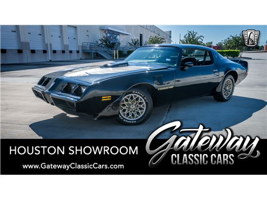 1979 Pontiac Trans Am for sale in Houston, Texas 77090