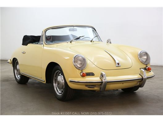 1964 Porsche 356C for sale in Los Angeles, California 90063
