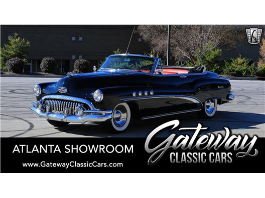 1952 Buick Roadmaster for sale in Alpharetta, Georgia 30005