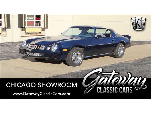 1979 Chevrolet Camaro for sale in Crete, Illinois 60417