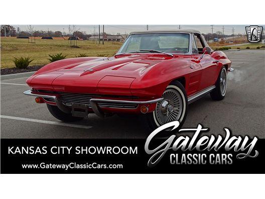 1964 Chevrolet Corvette for sale in Olathe, Kansas 66061