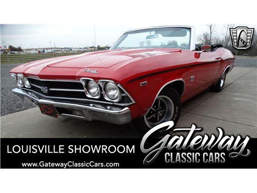 1969 Chevrolet Chevelle for sale in Memphis, Indiana 47143
