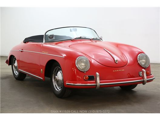 1957 Porsche Speedster Replica By Intermeccanica for sale in Los Angeles, California 90063
