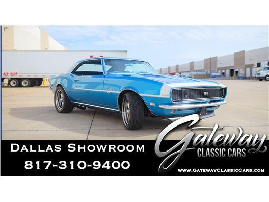1968 Chevrolet Camaro for sale in DFW Airport, Texas 76051