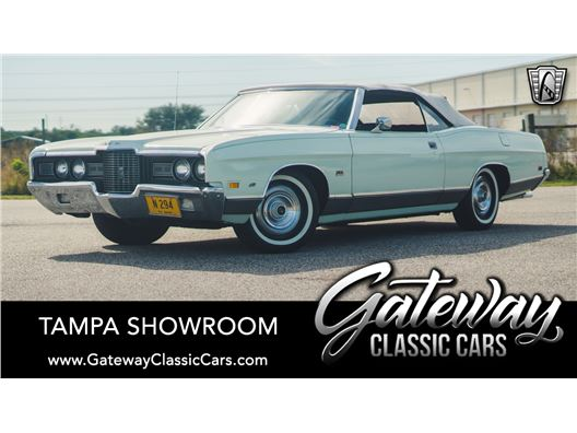 1971 Ford LTD for sale in Ruskin, Florida 33570
