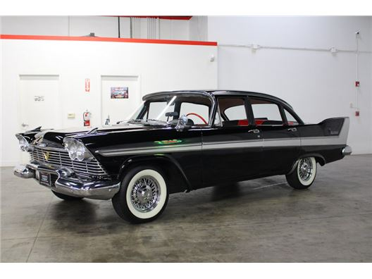 1958 Plymouth Belvedere for sale in Fairfield, California 94534
