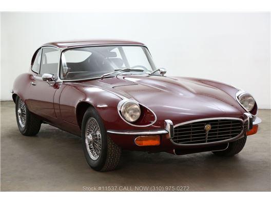 1971 Jaguar XKE 2+2 V12 for sale in Los Angeles, California 90063