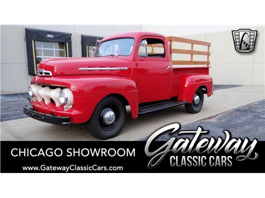 1951 Ford F1 for sale in Crete, Illinois 60417
