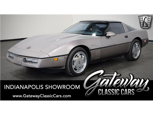 1988 Chevrolet Corvette for sale in Indianapolis, Indiana 46268