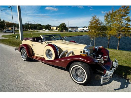 1980 Excalibur Phaeton for sale in Sarasota, Florida 34232