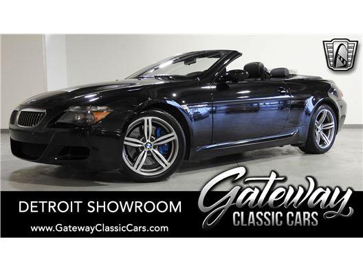 2007 BMW M6 for sale in Dearborn, Michigan 48120