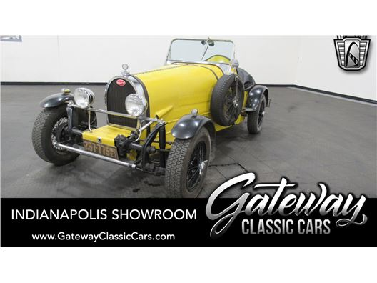 1976 Volkswagen Bugatti Kit Car for sale in Indianapolis, Indiana 46268