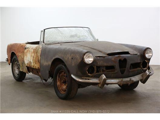 1962 Alfa Romeo 2600 Spider for sale in Los Angeles, California 90063