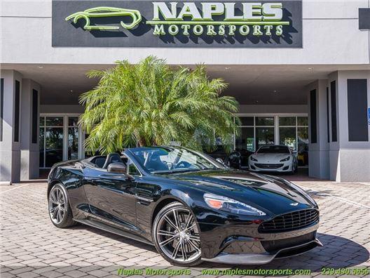 2014 Aston Martin Vanquish Volante for sale in Naples, Florida 34104