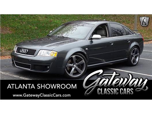 2003 Audi RS6 for sale in Alpharetta, Georgia 30005